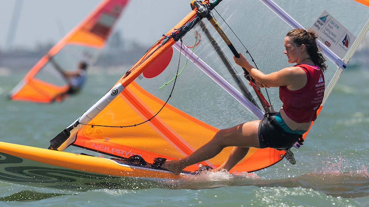 Youth Sailing World Championships: Islay Watson secures gold