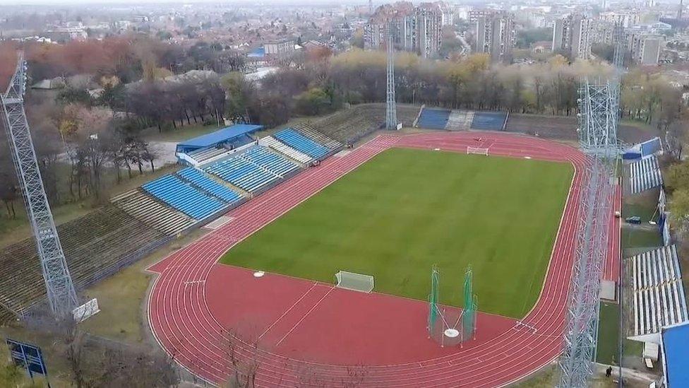 Stadion Spartaka u Subotici