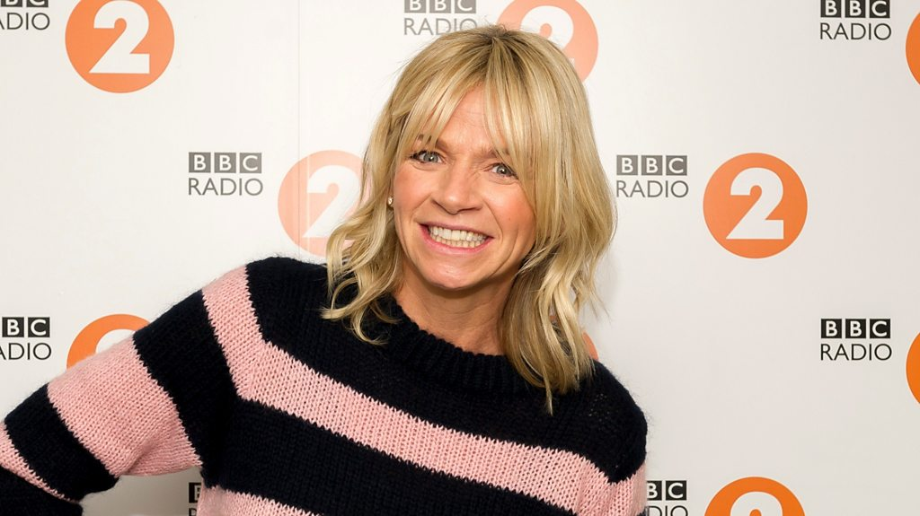 Zoe Ball on choosing her first song for Radio 2 Breakfast Show