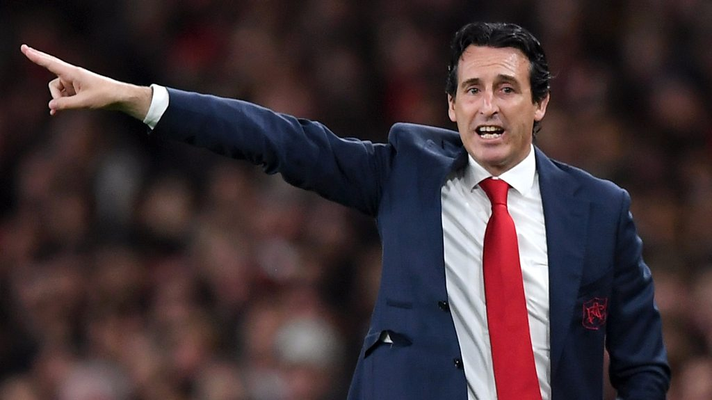 Arsenal 3-1 Leicester: Unai Emery praises Gunners' 'high quality' football