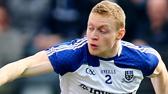 Monaghan's Colin Walshe
