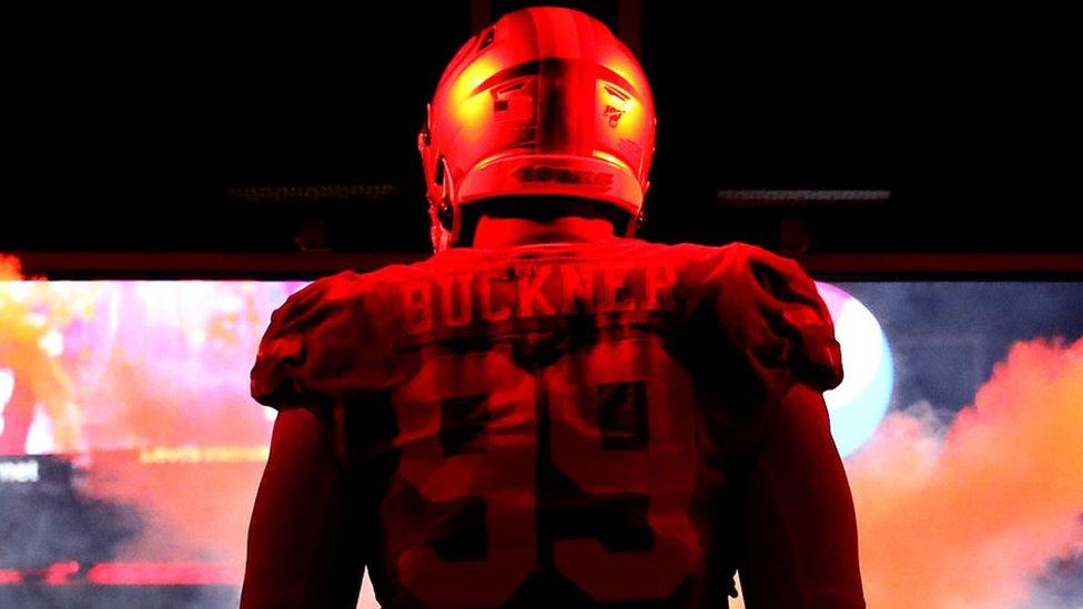 Jugador de 49ers
