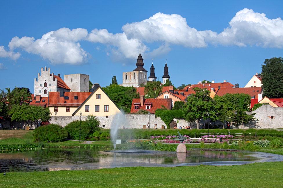 Visby hoy