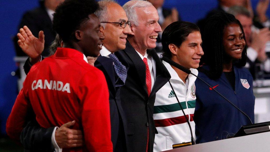 Svetsko prvenstvo 2026: Kanada, SAD i Meksiko zajednički do domaćina