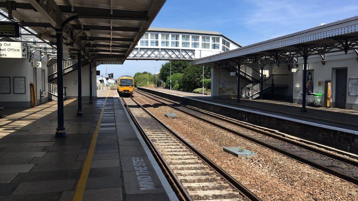 Bridgwater rail station works delayed