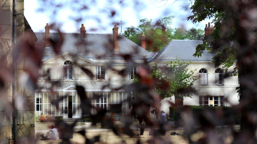 Pusat rehabilitasi Pontourny
