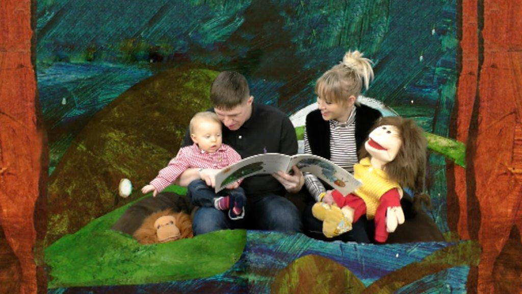 Prisoners read their children bedtime stories from jail