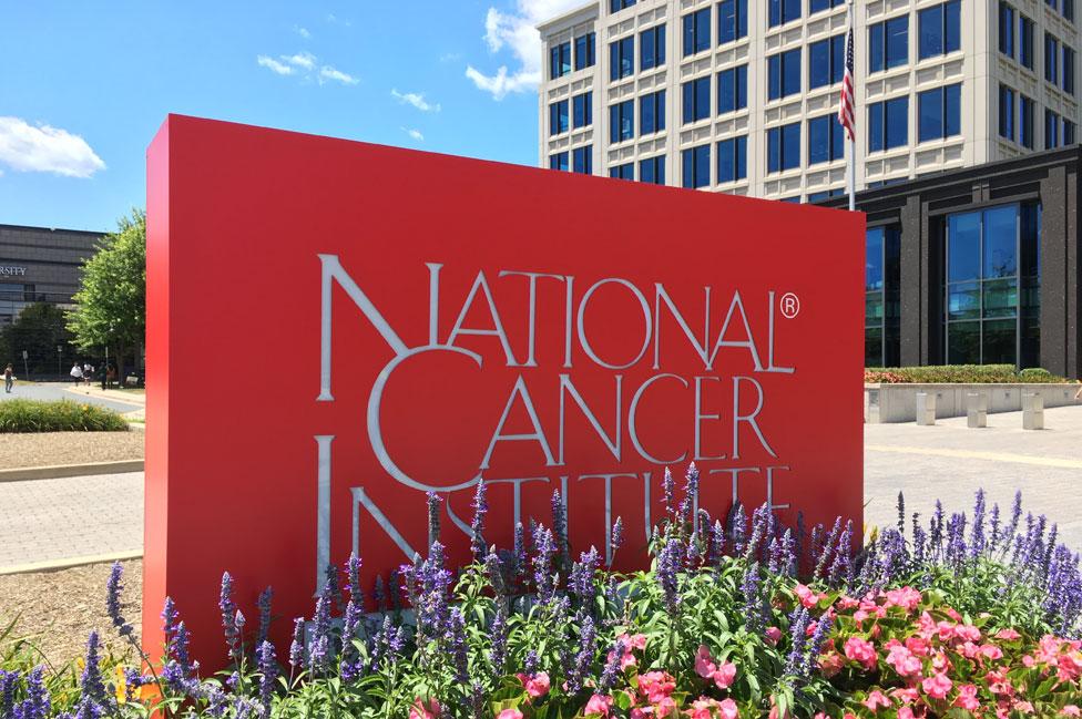 Una de las sedes del Instituto Nacional del Cáncer, en Maryland, EE.UU.