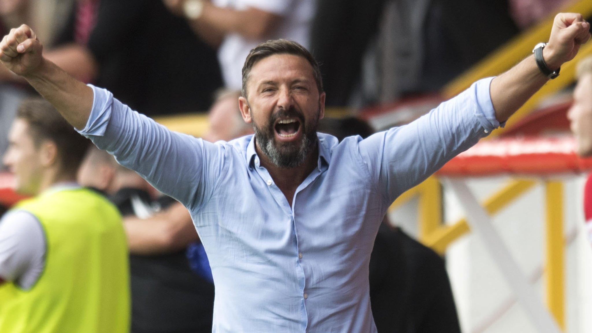Aberdeen 1-1 Rangers: Derek McInnes eyes defensive signings