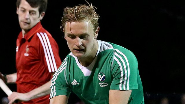Michael Watt helped Ireland to a 2-1 win over France