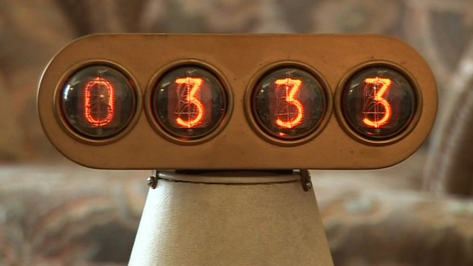 reloj Thomas Bromley