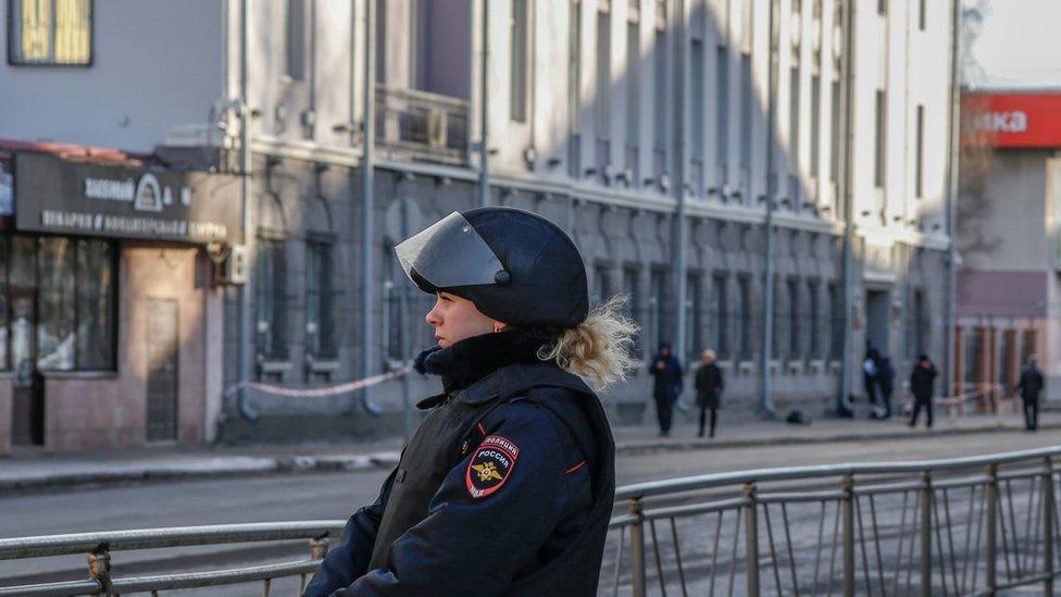 Posle eksplozije pojačane su mere bezbednosti u Arhangelsku