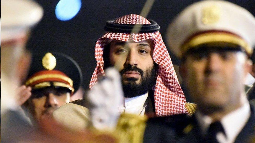 قد يسعى ولي العهد السعودي إلى إقامة علاقات أقوى مع دول أخرى بما في ذلك إسرائيل