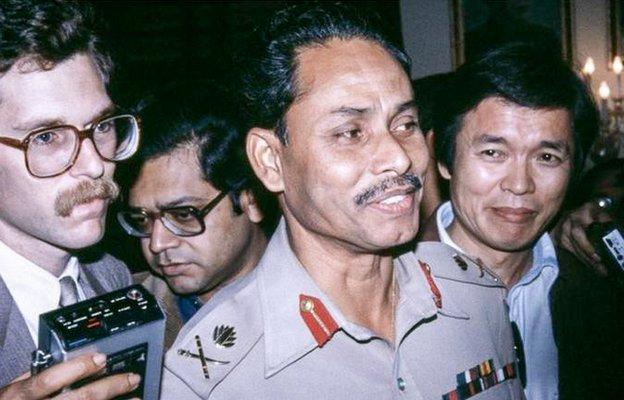 General Ershad