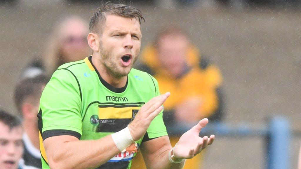 Dan Biggar: 'Test yourself' by leaving Wales, advises Test fly-half