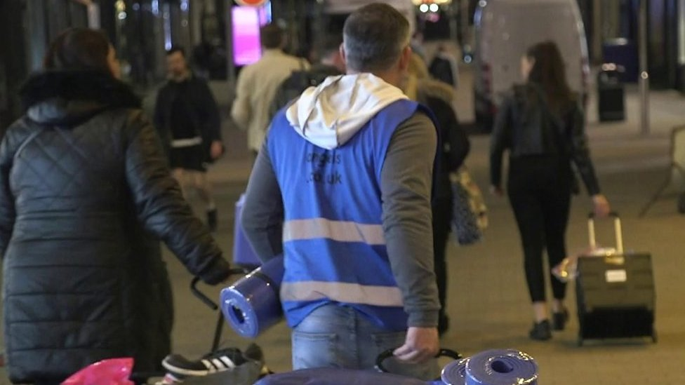 The Leeds volunteers 'believing in' the homeless