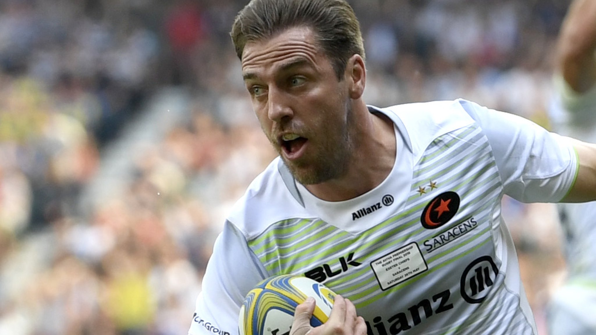 Premiership: Saracens v Sale Sharks