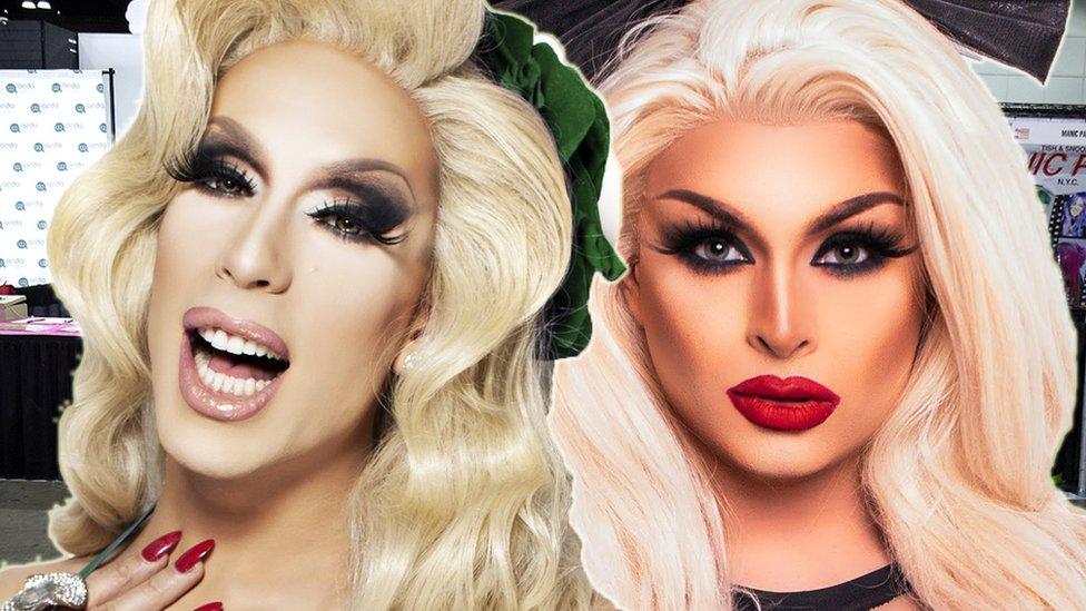 Drag World: Where the biggest US stars meet rising UK talent