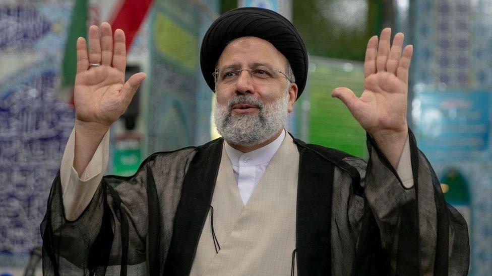 萊西當選伊朗總統