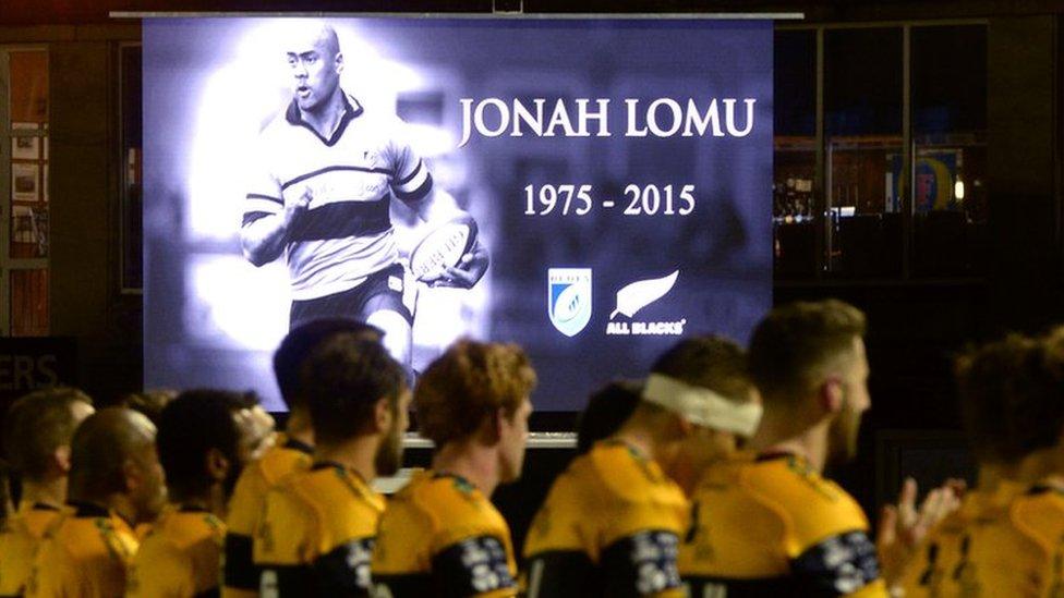 Jonah Lomu