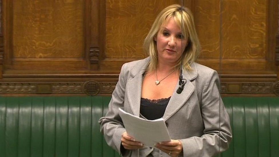 Conservative MP Caroline Dinenage