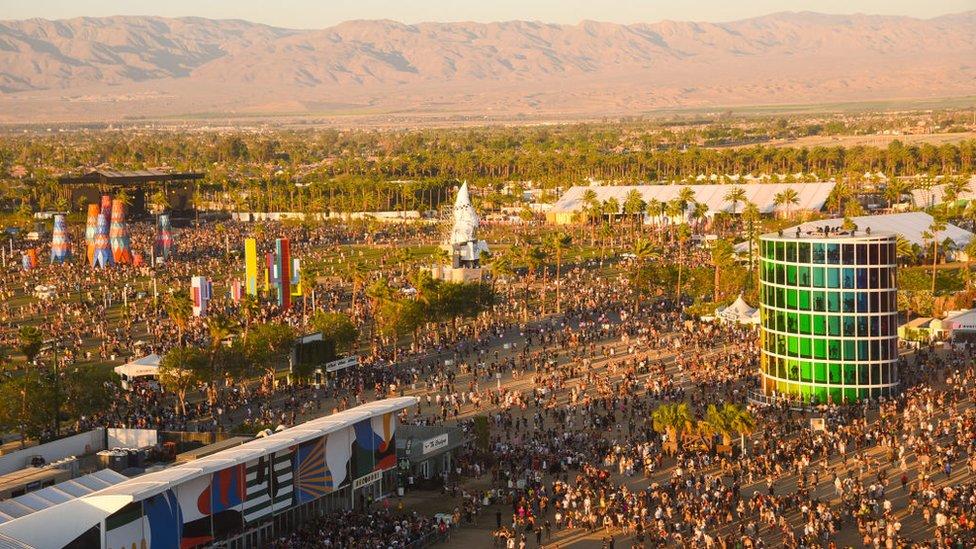 Coronavirus: Coachella music festival postponed - BBC News