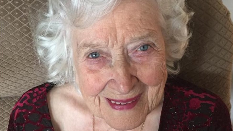 Woman, 95, who died in Baillieston crash named
