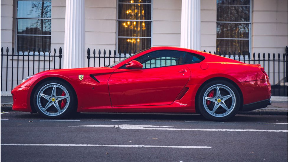 Ferrari London
