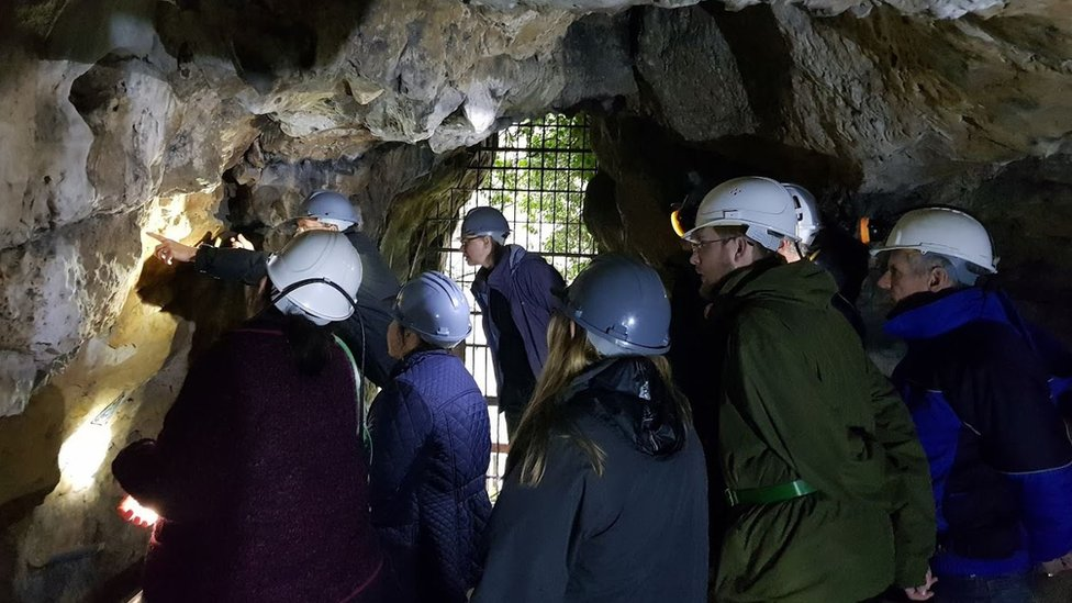 Subterranea Britannica at Creswell Crags