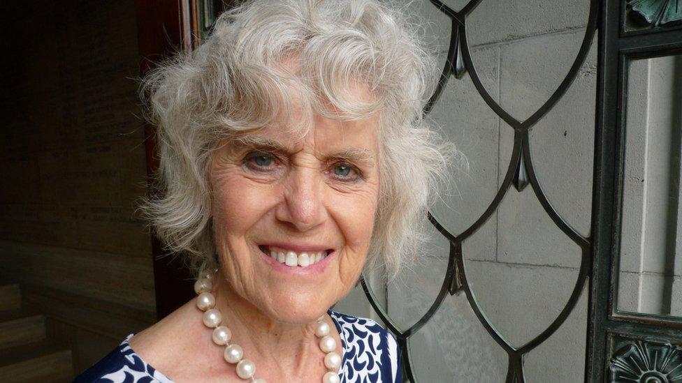 Mary Previte