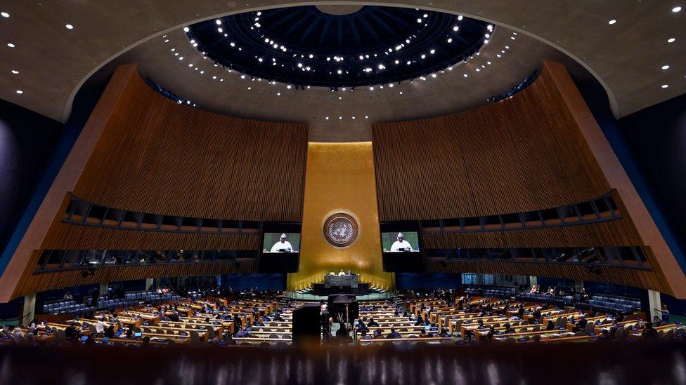聯合國大會會場