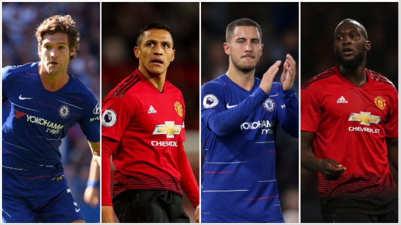 Who gets in your combined Chelsea-Man Utd team?