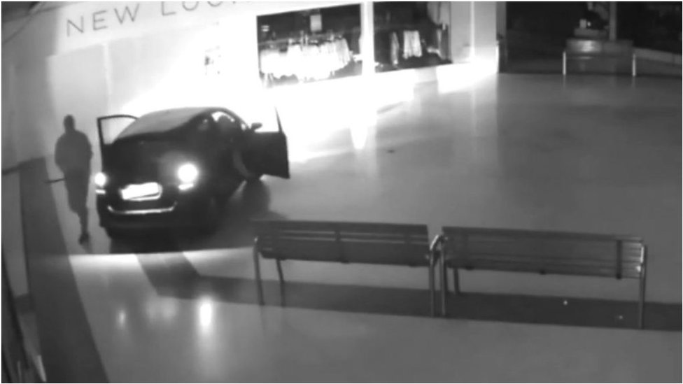 Car used to break into Wallsend's Forum Shopping Centre
