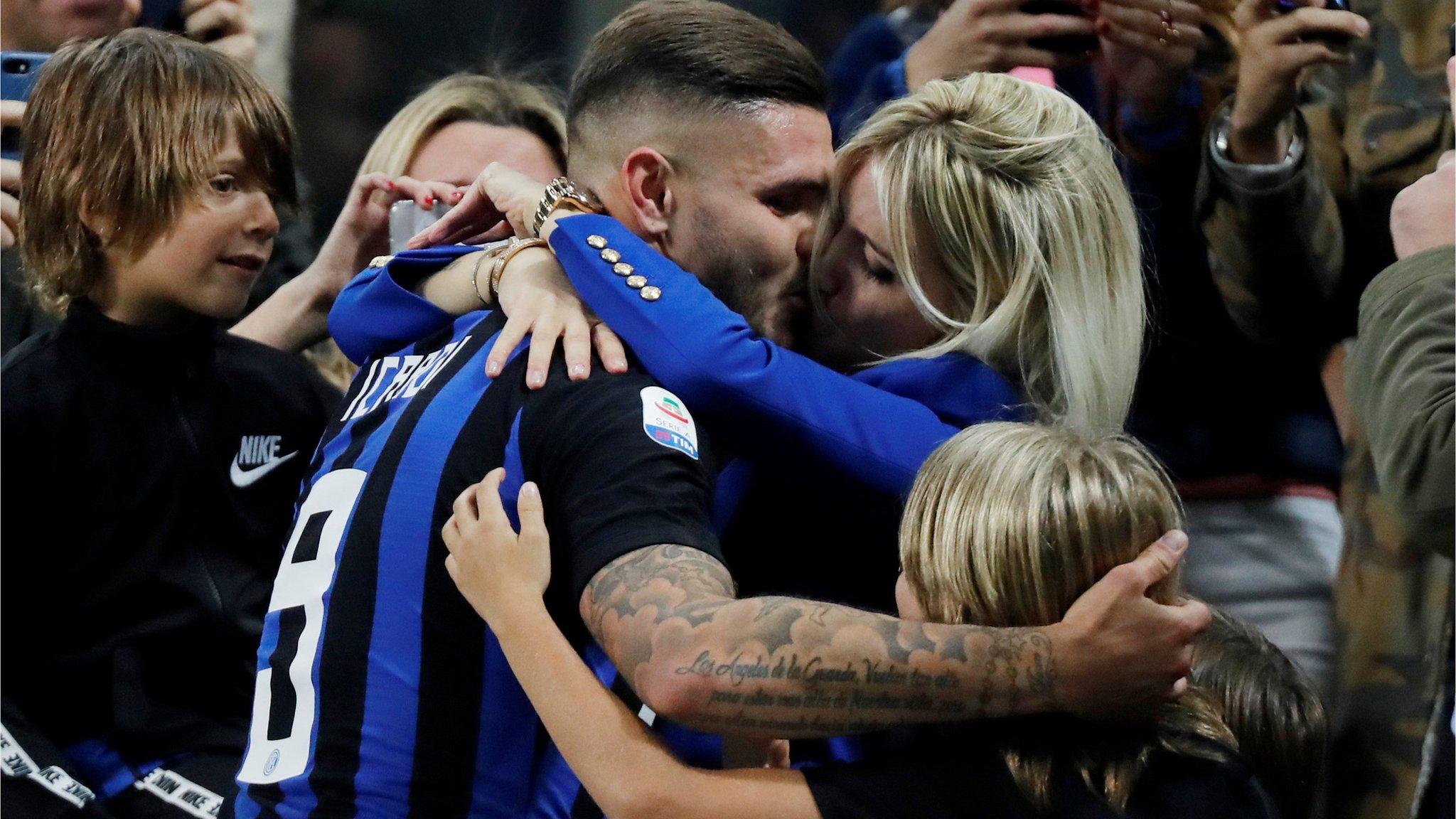 Inter Milan 1-0 AC Milan: Mauro Icardi scores late winner in derby