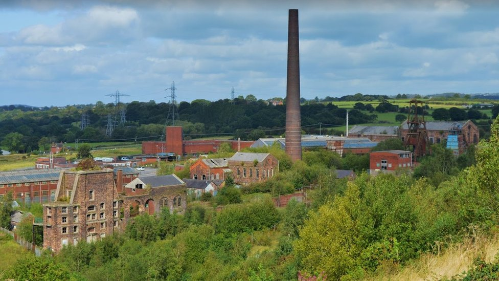 Chatterley Whitfield Society