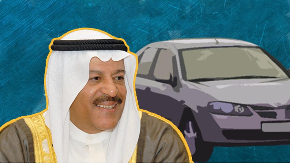 السياسي البحريني الذي يعتقد أن الفقراء لا يملكون سيارات