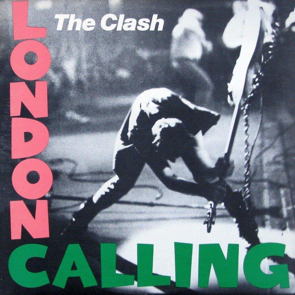 """London Calling"" omot albuma"