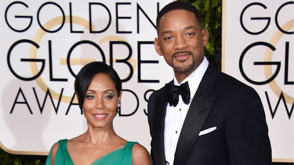 Will Smith e Jada Pinkett-Smith