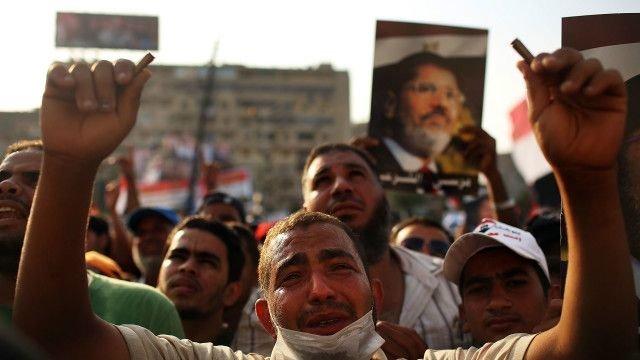 لا تزال السلطات المصرية تحاكم العديد من أنصار جماعة الاخوان المسلمين وقادتها.