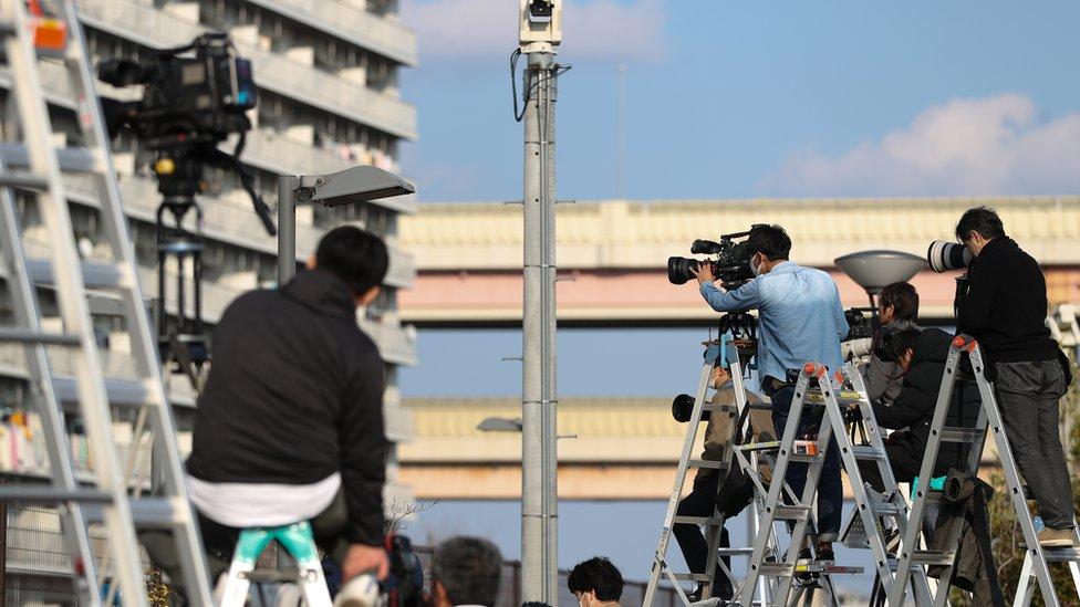 حظيت المزاعم ضد غصن بتغطية إعلامية واسعة
