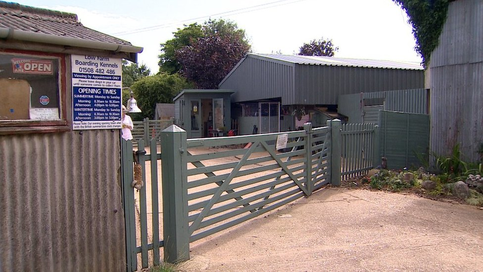 Kennels found guilty of noise breach