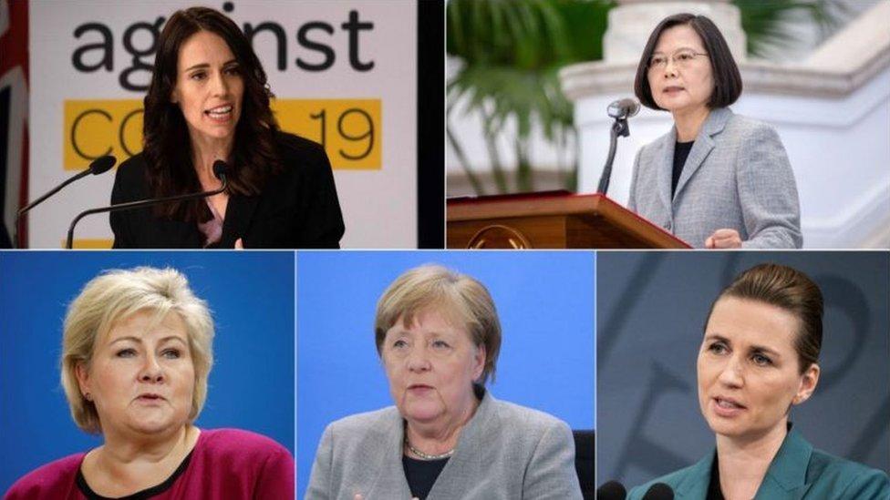 這些女領導們以科學為依據抗擊新冠疫情成績顯著。