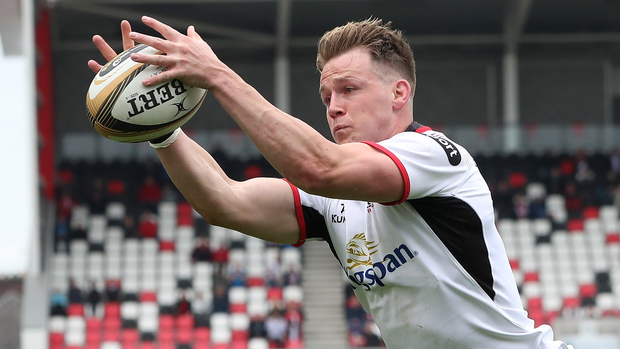 European Champions Cup play-off: Ulster 35-17 Ospreys