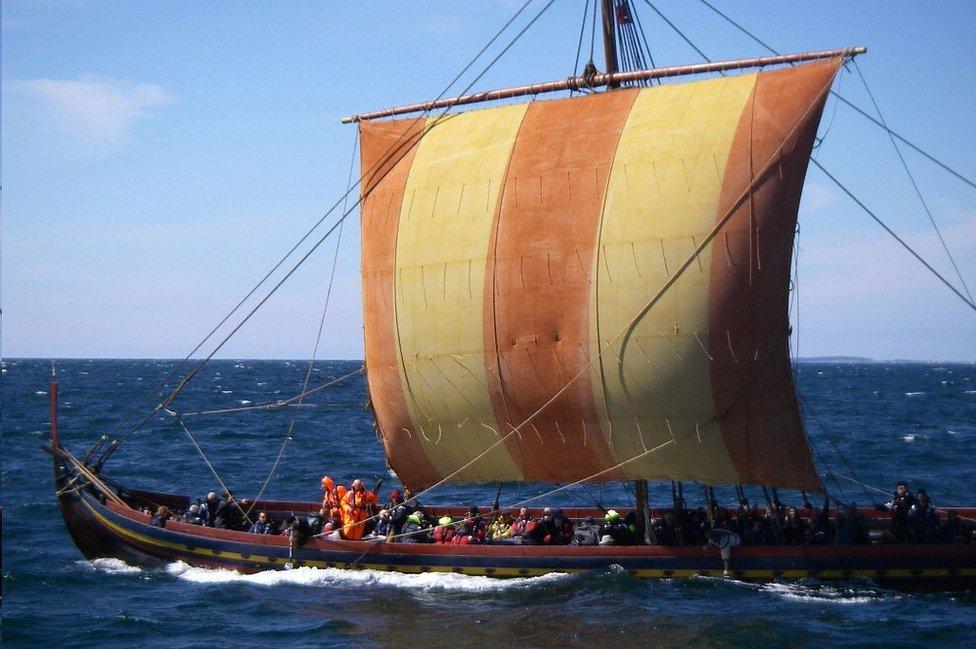 putovanje vikinškim brodom