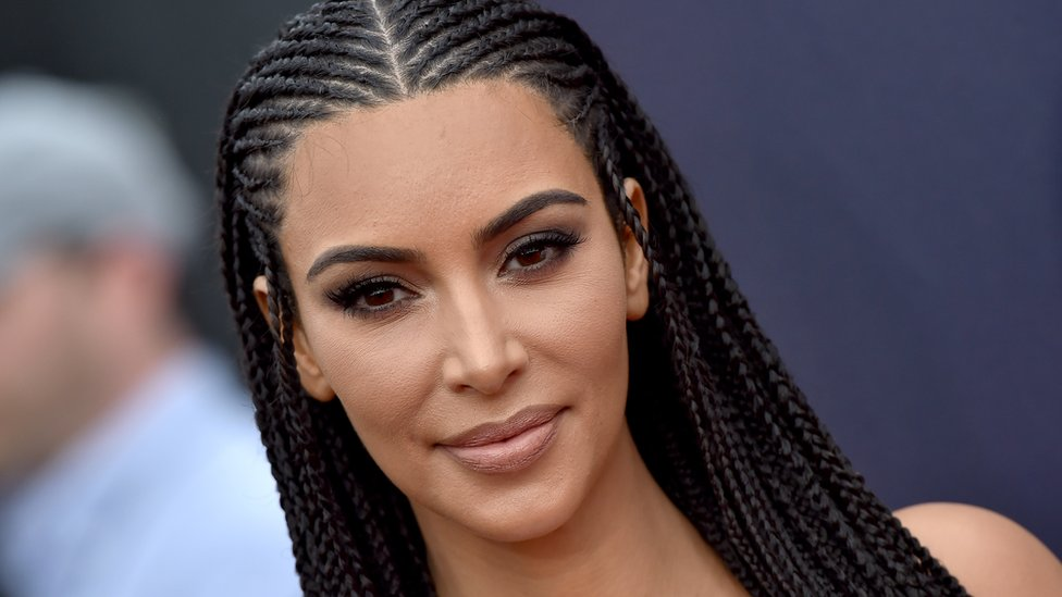 Kim Kardashian defends wearing hair in braids: 'I'm not tone deaf'