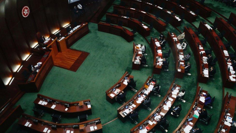 Hong Kong's Legislative Council