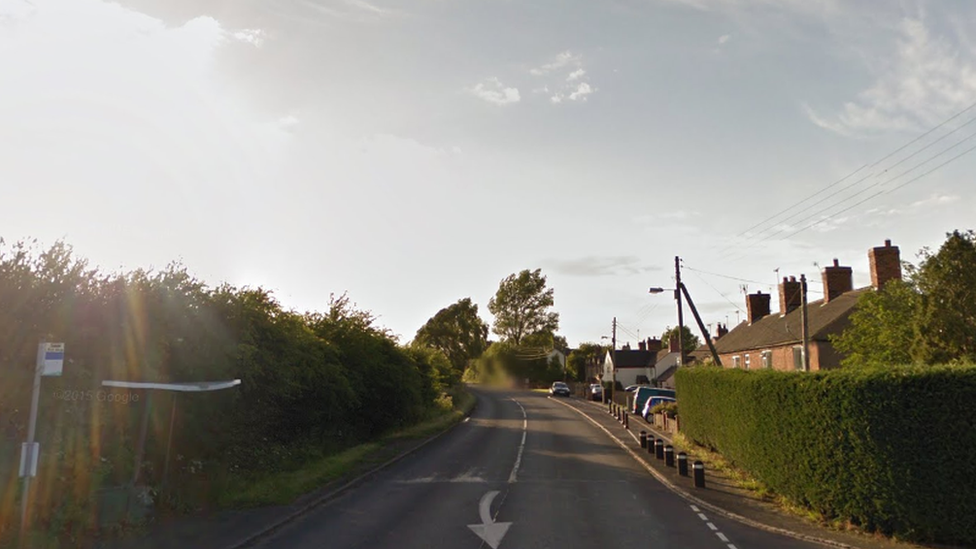 Stafford crash driver left with critical head injuries