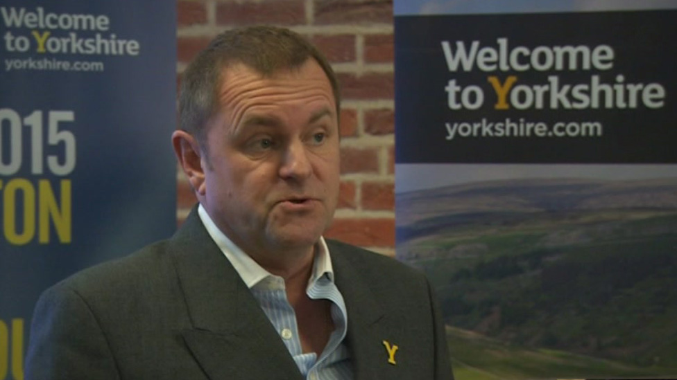 Yorkshire tourism boss quits after expenses probe