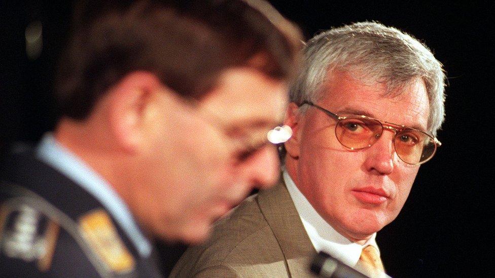 Brisel, 26. april 1999.
