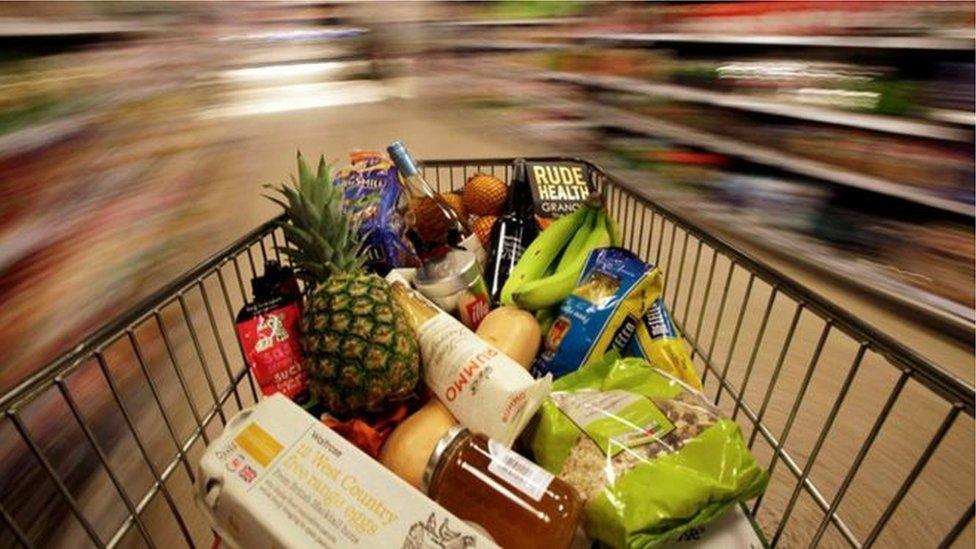 NI social supermarkets help 1,000 people